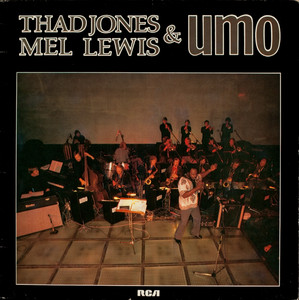 Thad Jones, Mel Lewis & UMO album