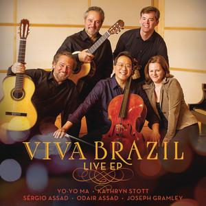 Viva Brazil Live EP Albumcover