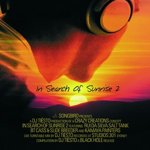 In Search Of Sunrise 2 Albumcover