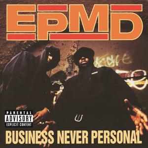 Business Never Personal album