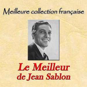 Meilleure collection française: Le meilleur de jean sablon album
