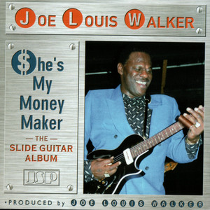 She's My Money Maker album