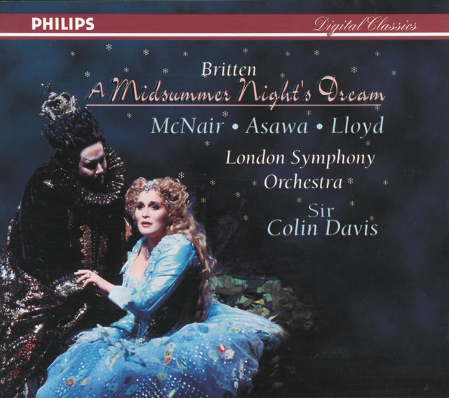 Britten: A Midsummer Night's Dream (2 CDs)