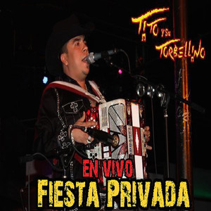 Fiesta Privada (En Vivo) Albumcover