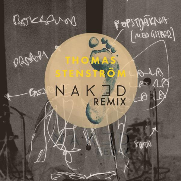 Det är inte lätt att leva (Naked Remix)