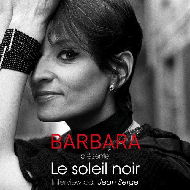 """Barbara présente """"Le soleil noir"""" - Interview par Jean Serge (Europe 1 / 21 juillet 1968)"""