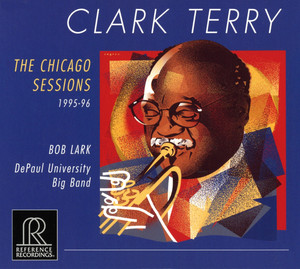 Clark Terry, DePaul University Jazz Ensemble Just Squeeze Me cover