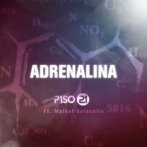 Adrenalina (feat. Maikel Delacalle) Albümü
