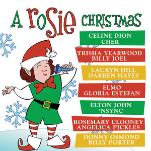 Trisha Yearwood, Rosie O'Donnell Santa On The Rooftop cover