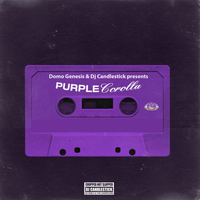 Purple Corolla (Chopnotslop)