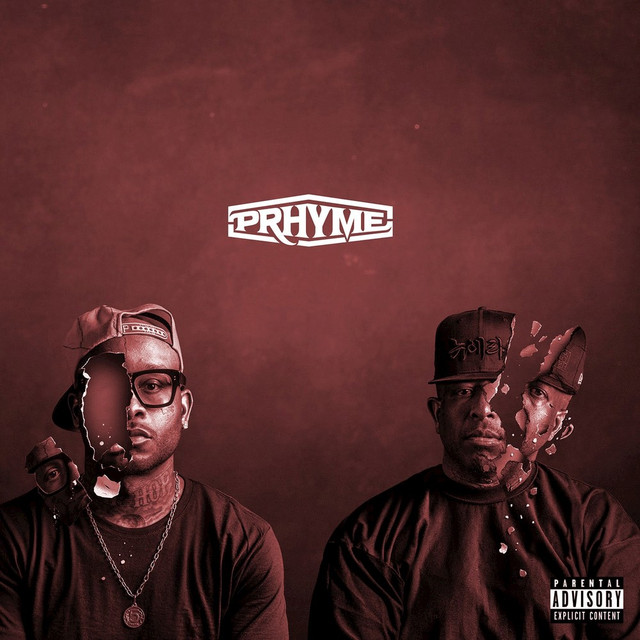 Album cover for PRhyme (Deluxe Version) by PRhyme