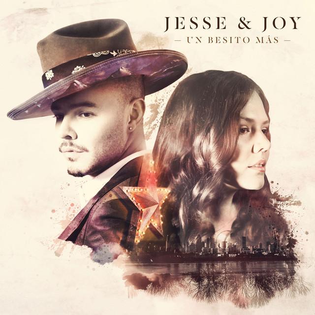 Album cover for Un besito más by Jesse & Joy