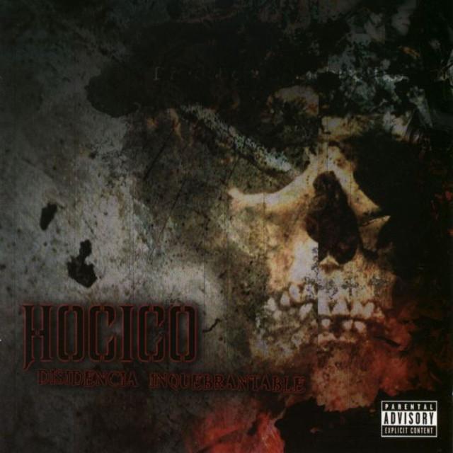 Hocico Disidencia Inquebrantable album cover