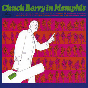Chuck Berry In Memphis Albumcover