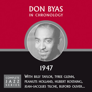 Complete Jazz Series 1947 album