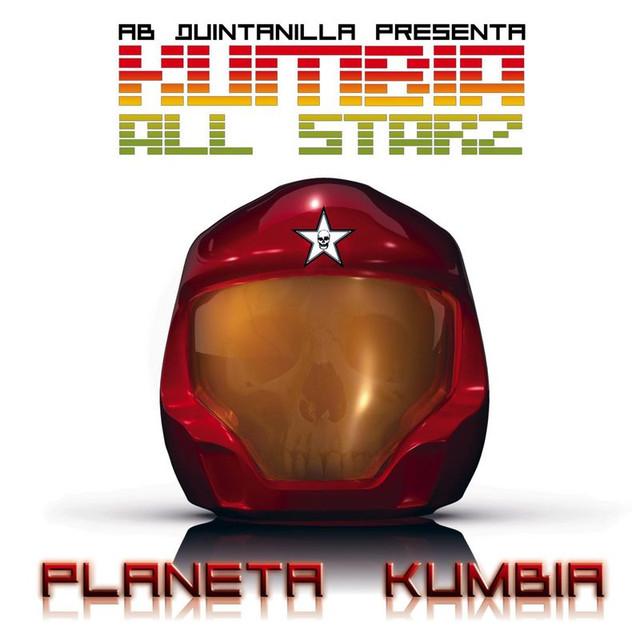 Planeta Kumbia cover