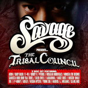 Presents The Tribal Council Albumcover