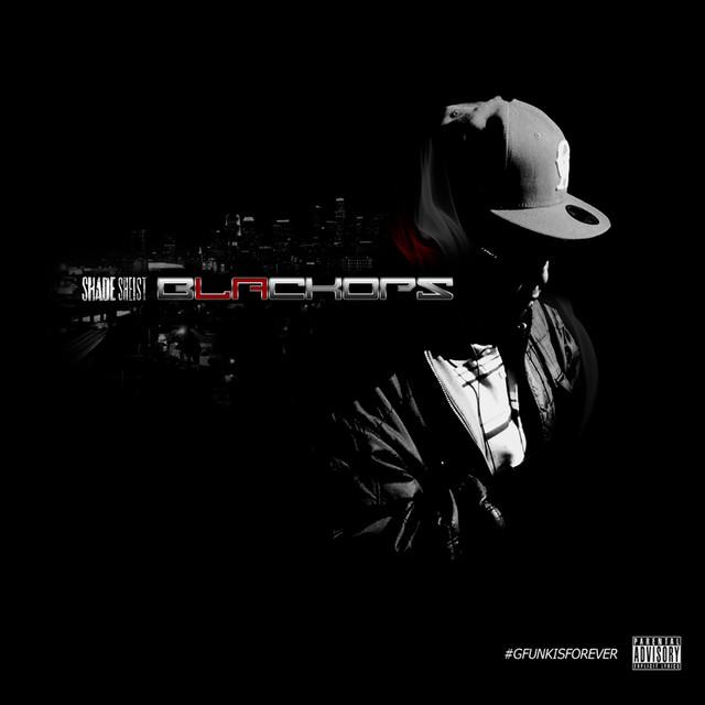 Shade Sheist Blackops: Lite album cover