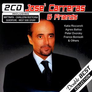 Jose Carreras and Friends album