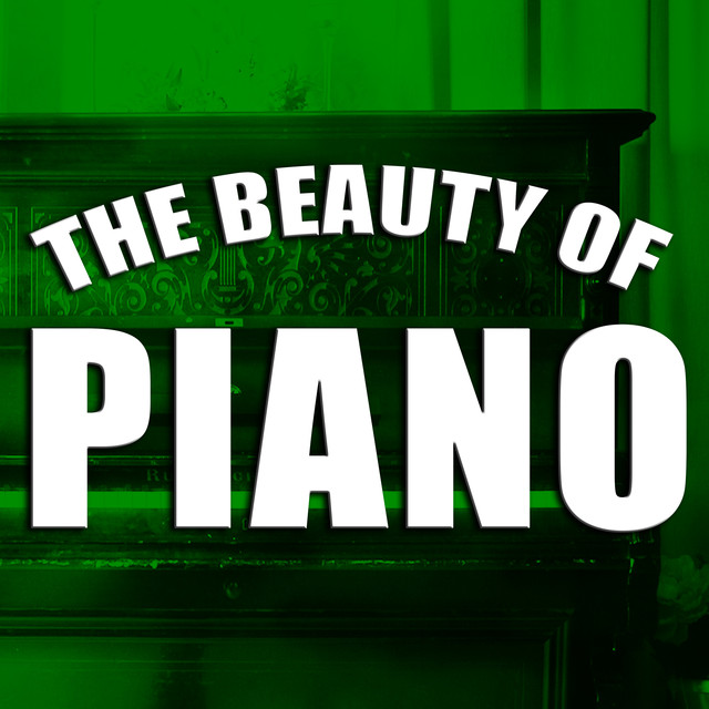 The Beauty of Piano Albumcover