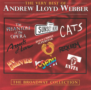 The Very Best Of Andrew Lloyd Webber: The Broadway Collection - Andrew Lloyd Webber