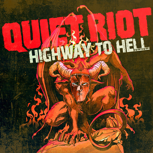 Quiet Riot Highway To Hell album cover