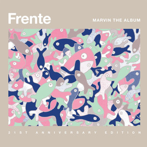 Marvin The Album - 21st Anniversary Edition - Frente