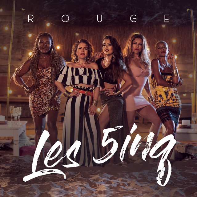 Album cover for Les 5inq by Rouge