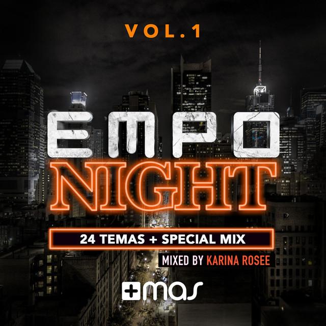 Karina Rosee EMPO Night, Vol. 1 album cover