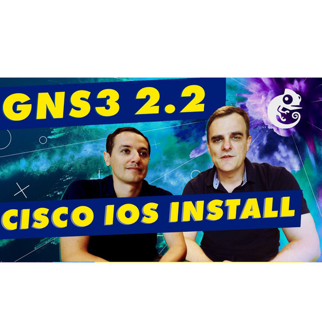 62: David Bombal: GNS3 IOS Images: Build a Cisco VIRL gns3