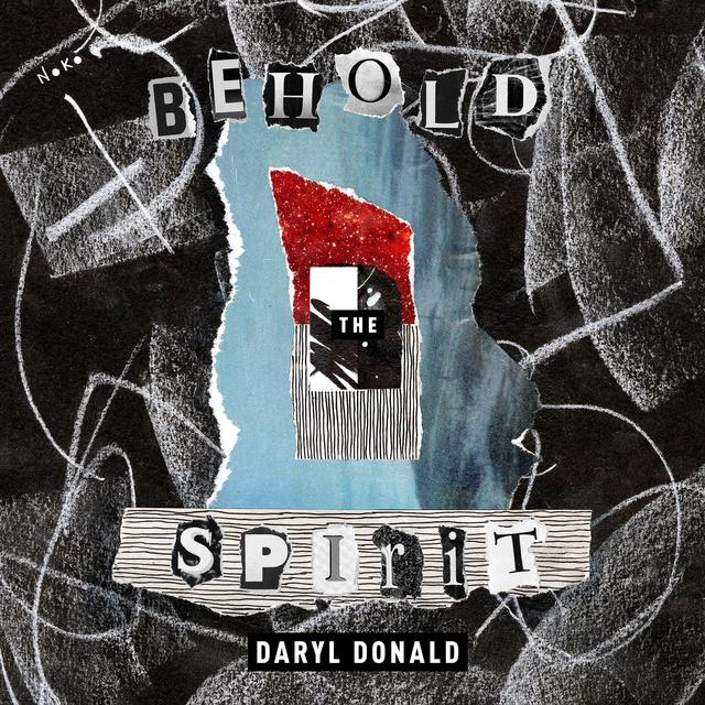 Album cover for Behold the Spirit by Daryl Donald
