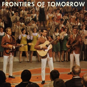 Frontiers Of Tomorrow Albumcover