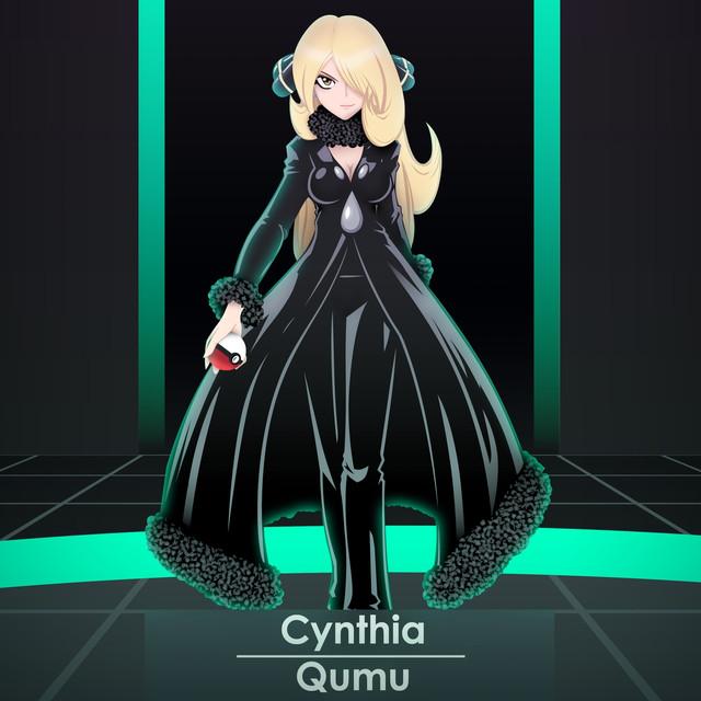 pokemon diamond and pearl cynthia naked