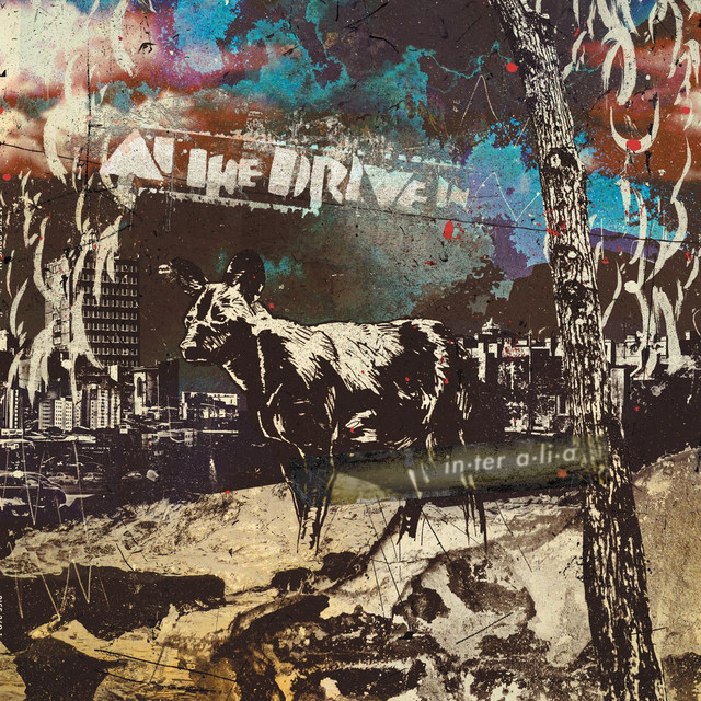 Album cover for in•ter a•li•a by At The Drive In