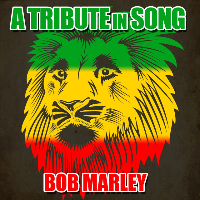 Bob Marley Tribute in Song Albumcover