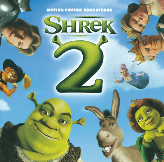 Various Artists Shrek 2 Deluxe (UK Only version) album cover