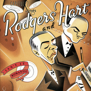 Capitol Sings Rodgers & Hart: Isn't It Romantic album