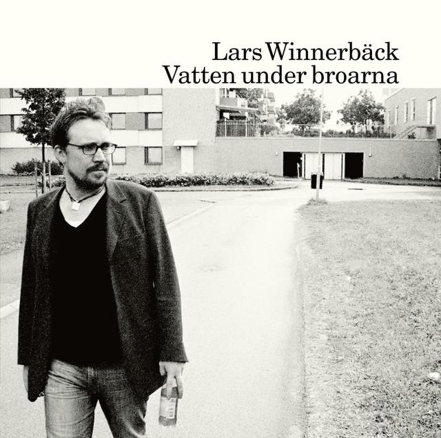 Skivomslag för Lars Winnerbäck: Vatten Under Broarna