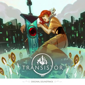 Transistor Original Soundtrack Albumcover
