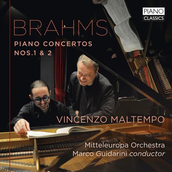 Brahms: Piano Concerto Nos 1 & 2