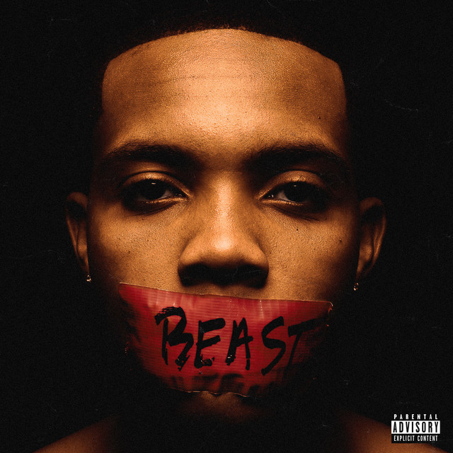Album cover for Humble Beast by G Herbo