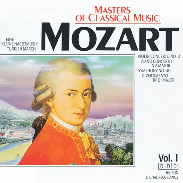 Violin Concerto, K  216: Allegro, a song by Christian Altenburger