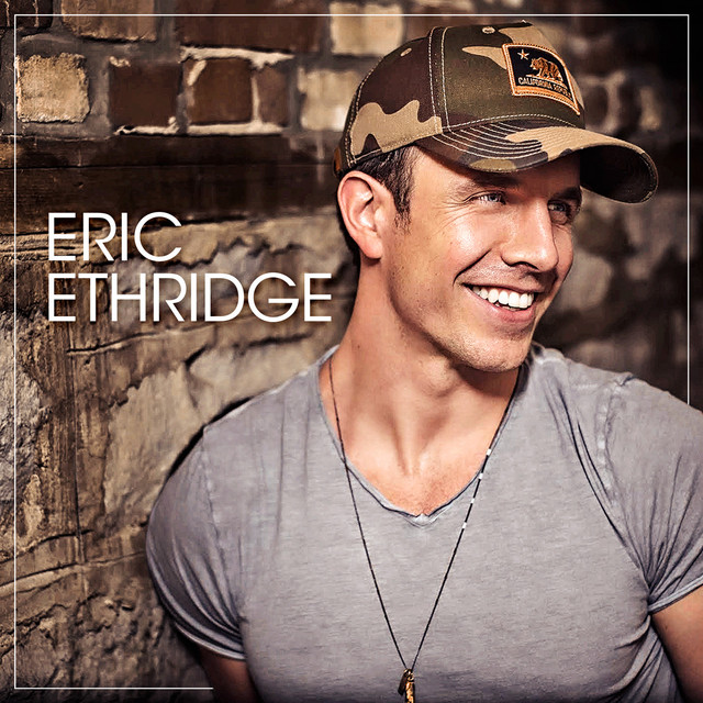 Album cover for Eric Ethridge by Eric Ethridge