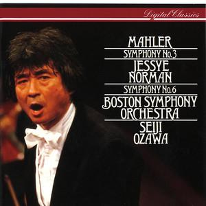 Mahler: Symphonies Nos 3 & 6 album