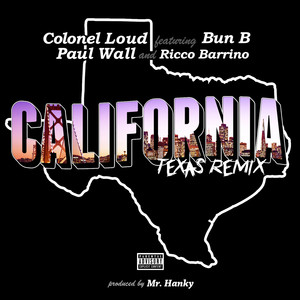California (feat. Ricco Barrino) [Remix] - Single