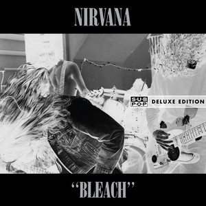Album cover for Bleach by Nirvana