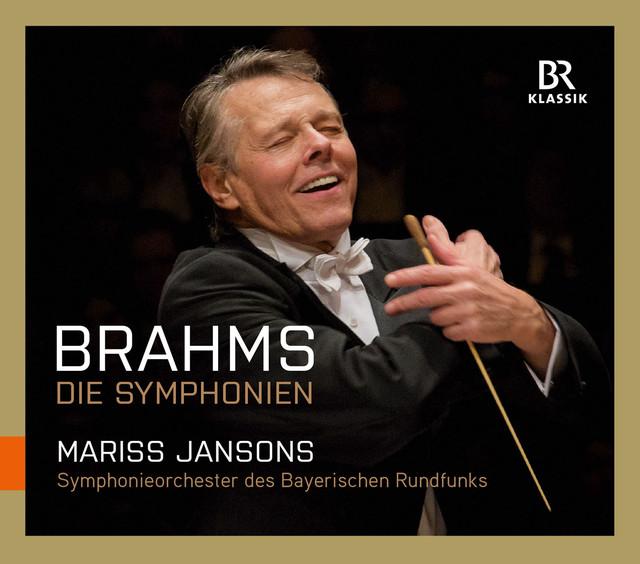 Brahms: Symphonies Nos. 1-4 (Live) Albumcover