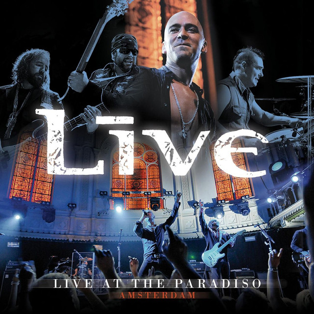 Live At The Paradiso - Amsterdam