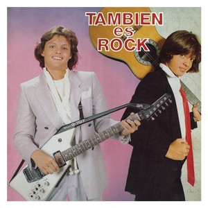 Tambien Es Rock Albumcover