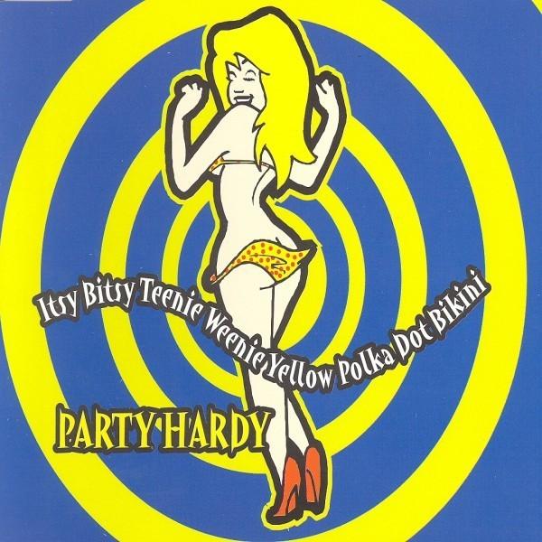 bf4f56dc8c Itsy Bitsy Teenie Weenie Yellow Polka Dot Bikini by Party Hardy on Spotify